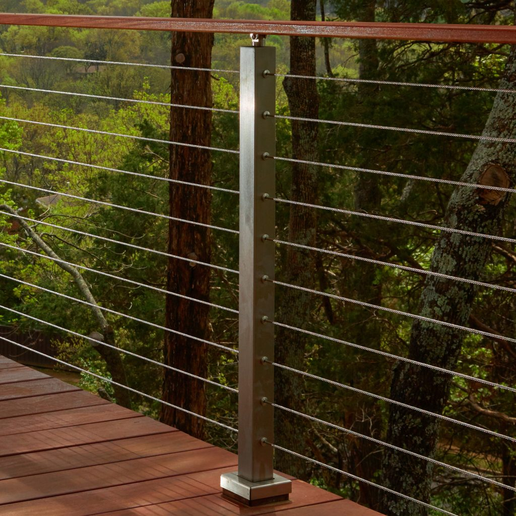 Cable Railing Systems For Decks Viewrail S Guide