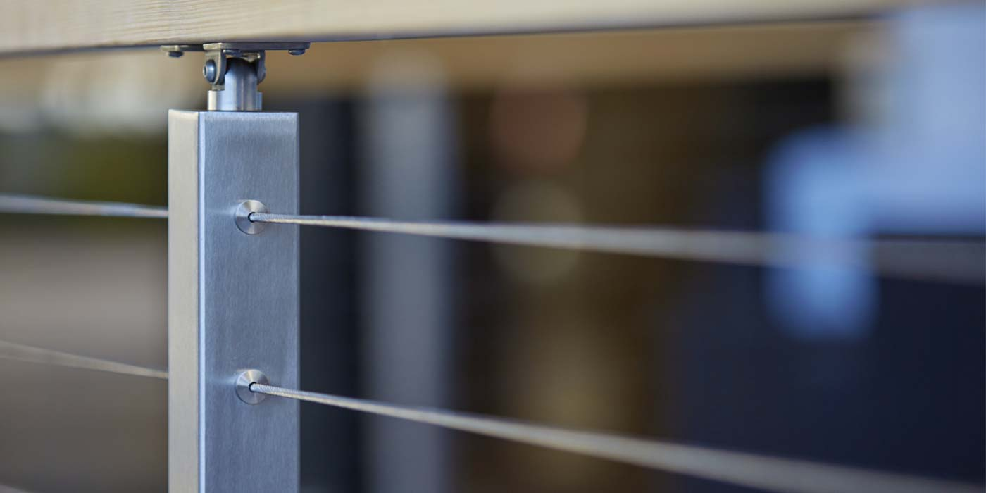 Cable Railing   Stainless Steel Cable Rail Systems   Viewrail