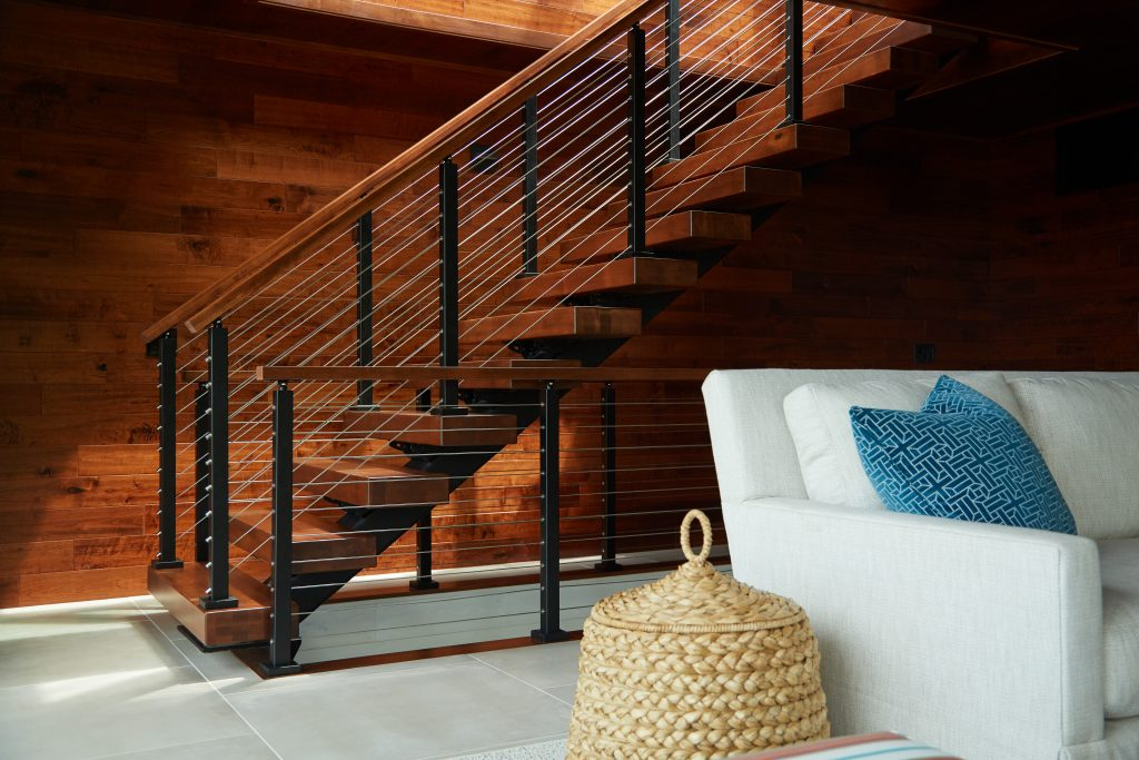 What are Floating Stairs? - Viewrail House Post And Rail Designs on deck stairs designs, wall post designs, fence post designs, wood post designs,