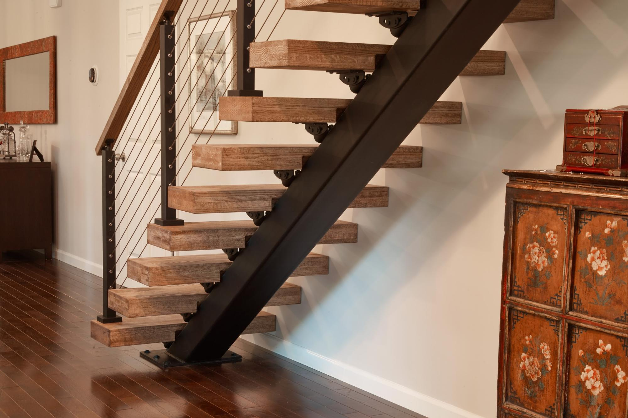 Floating Stair Diy Install