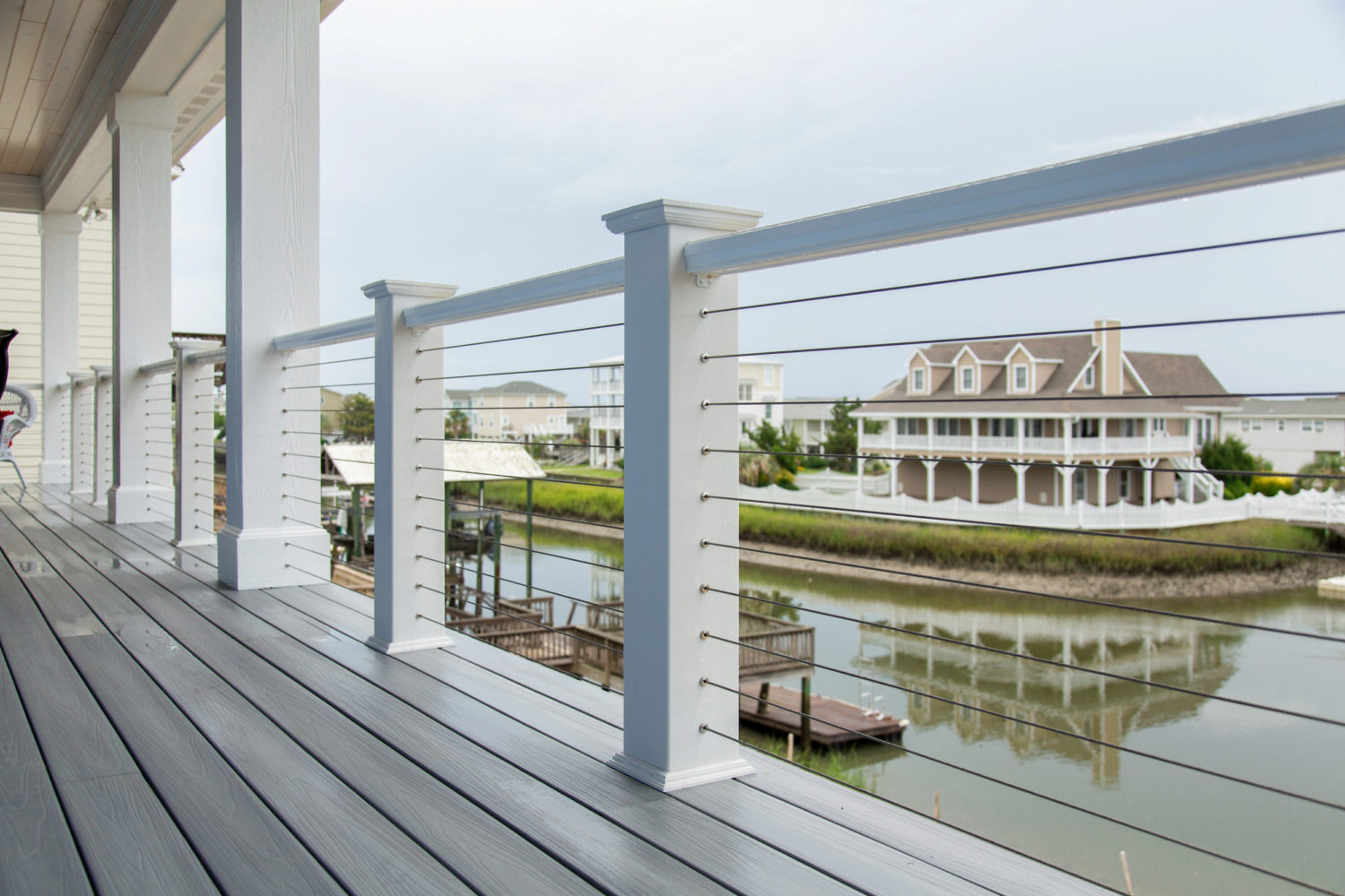 Picture of: Cable Railing Systems Railing For Decks Stairs Viewrail