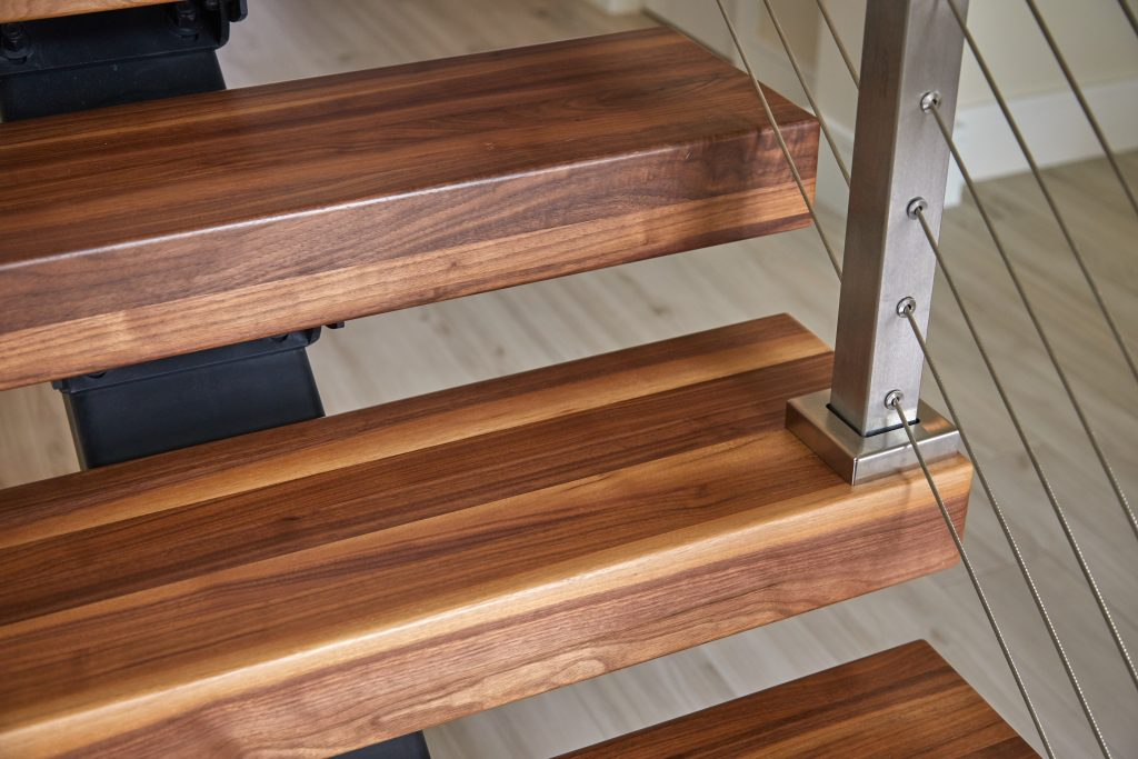 What Are Thick Stair Treads Viewrail