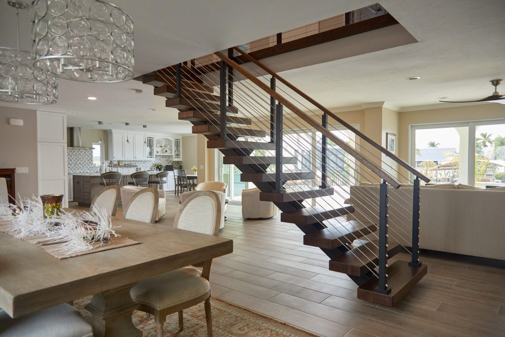 Image of: Prefabricated Stairs Mechanical Or Welded Viewrail