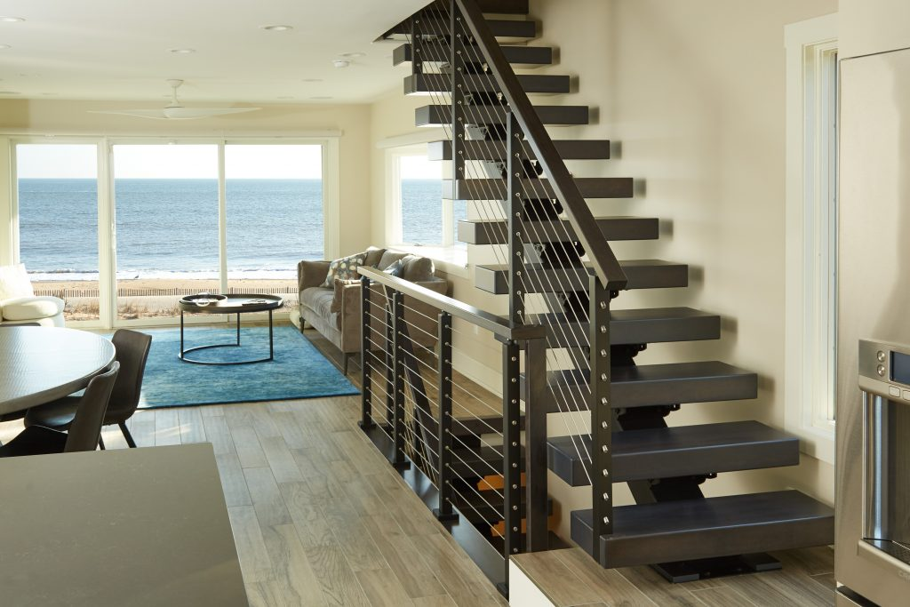 Types Of Stairs Modern Straight L Shaped U Shaped More Stairs Viewrail