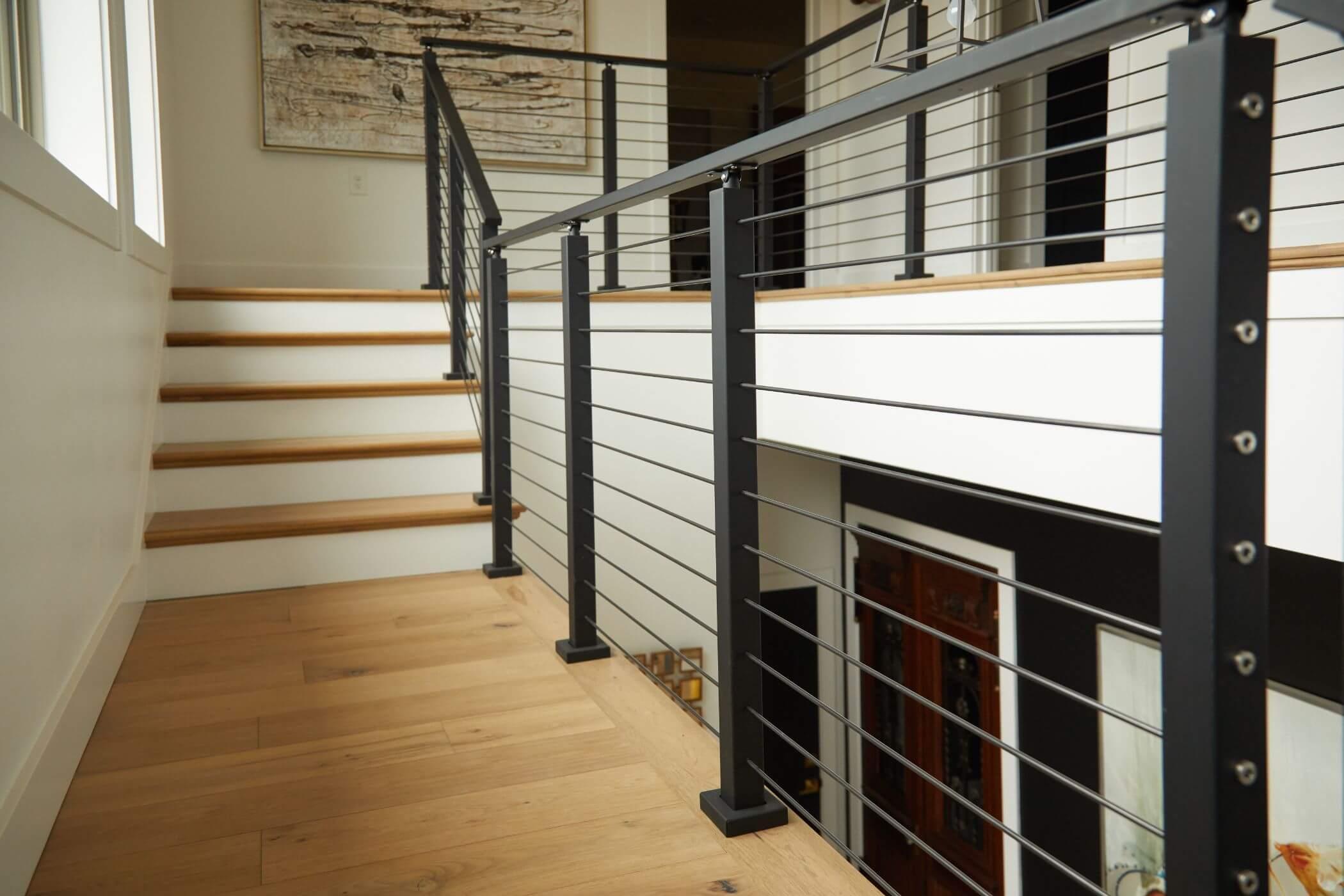 Stainless Steel Railing Rod Stair